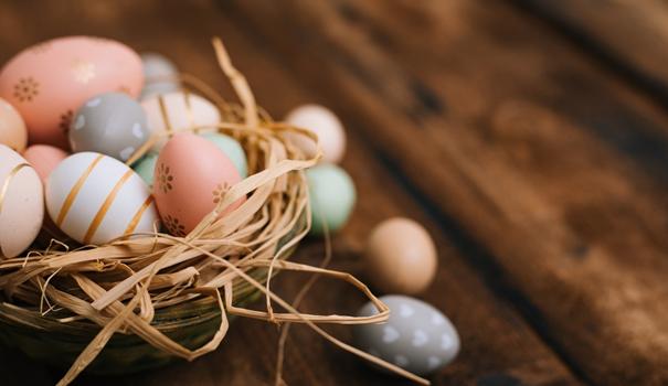 L'étude Trümpy à Lausanne et à Echallens vous souhaite de joyeuses fêtes de Pâques!
